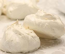 recipe forgotten meringues